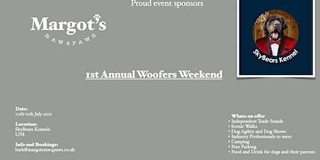 Woofers Weekend tickets