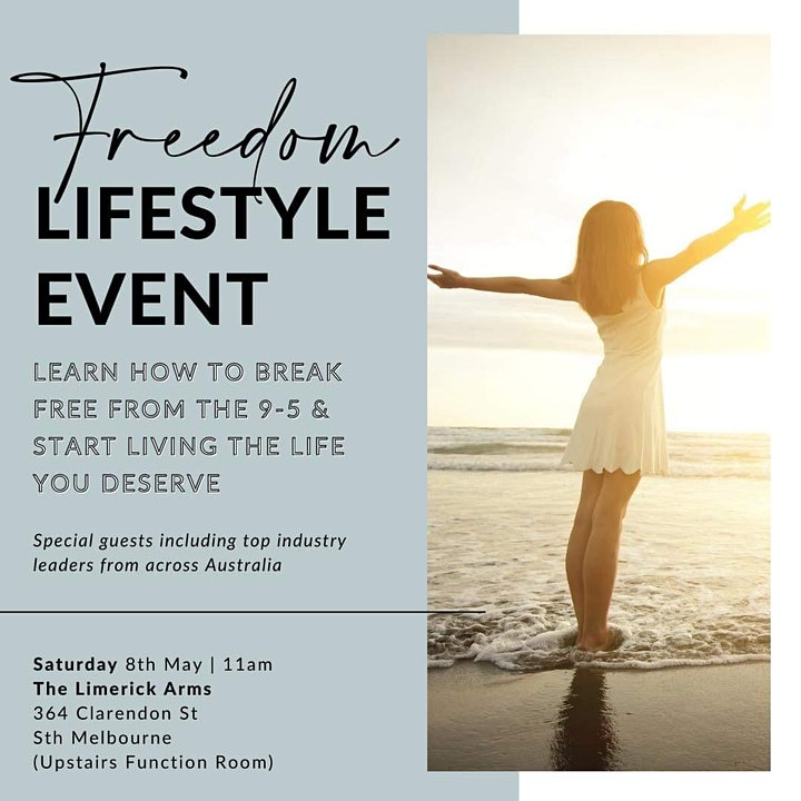 Freedom Lifestyle Event Limerick Arms image