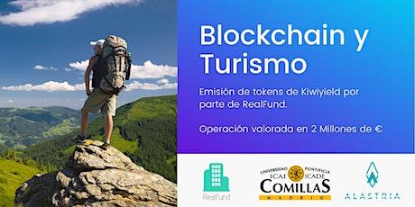 Blockchain y Turismo: Emisión de tokens de Kiwiyield por RealFund entradas