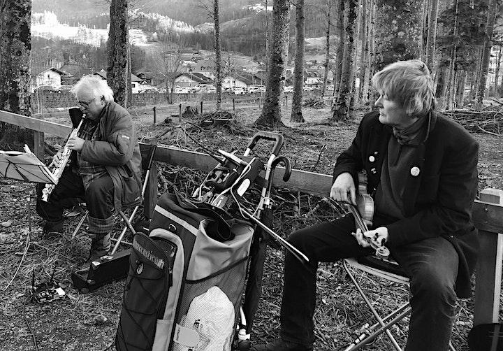 """Bärenfrühling - Bild und- Klangspuren im Dorf - """"panaccusticum"""" und Film image"""