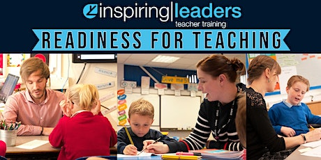 Readiness For Teaching - What children want from teachers (Session1 Repeat) tickets