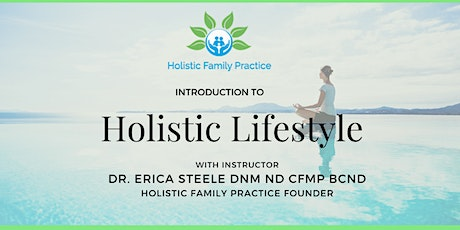 Holistic Lifestyle tickets