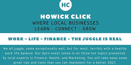 Work - Life - Finance - The juggle is real! tickets