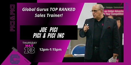 Relationship Building Event with Joe Pici tickets