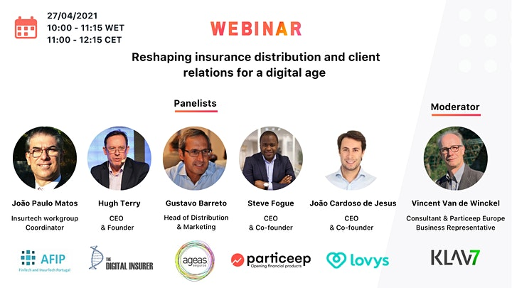 Reshaping insurance distribution and client relations for a digital age ​ image