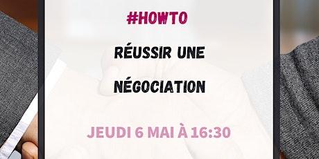 #HowTo réussir une négociation billets