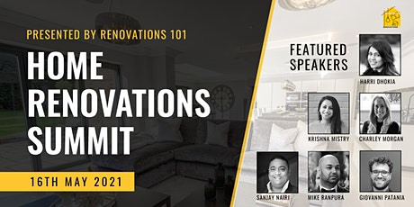 Home Renovations Summit tickets