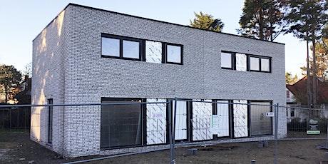 Nieuwbouwzondag 25 april 2021 |  Sloop-en hernieuwbouwproject in Koksijde tickets