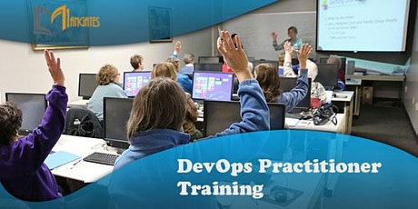 DevOps Practitioner 2 Days Virtual Live Training in Jersey City, NJ tickets
