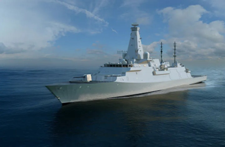 Ship Acquisition: Delivering World Class Capabilities to the Royal Navy image