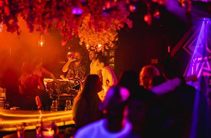Social Drinks at Miranda Bar (Shot on Arrival ) Friday's Hidden Bar image
