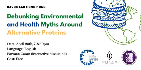 Debunking Environmental and Health Myths Around Alternative Proteins entradas