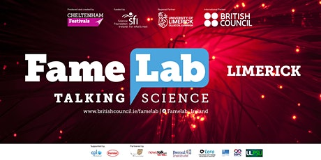 FameLab Limerick Briefing 2021 tickets