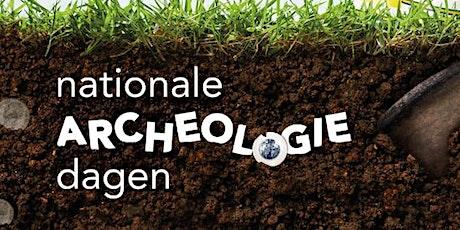 Inspiratiemiddag Nationale Archeologiedagen | Provincie Gelderland tickets