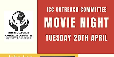Intercollegiate Outreach Movie Fundraiser tickets