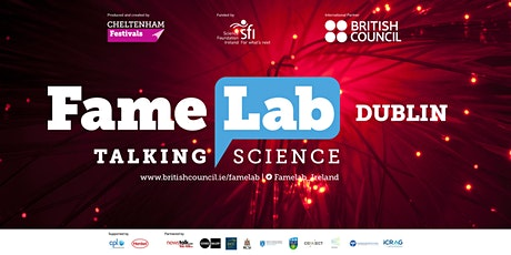 FameLab Dublin Briefings 2021 tickets