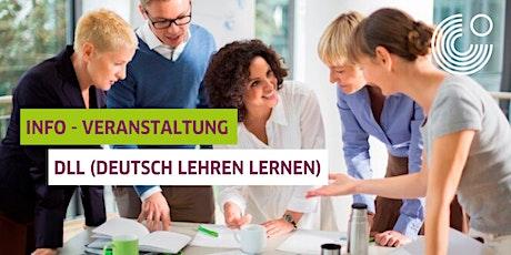 Info-Session: DLL (Deutsch Lehren Lernen Tickets