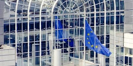 Welkom terug in Brussel!  Lobby trends het post-corona tijdperk. billets
