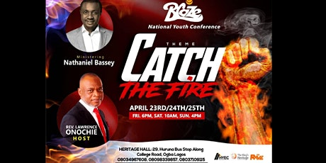 BLAZE NATIONAL YOUTH CONFERENCE tickets