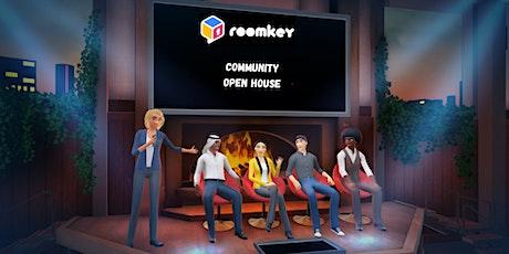 Community Open House tickets