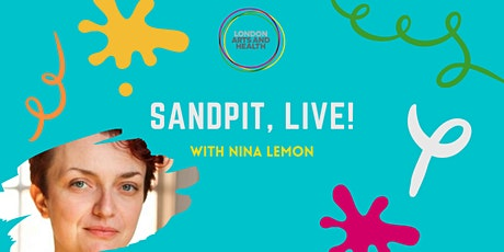 Sandpit, Live! Teens, Mental Health and Theatre, with Nina Lemon tickets