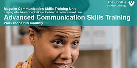2 Day Advanced Communication Skills Training -  14-15 October 2021 tickets