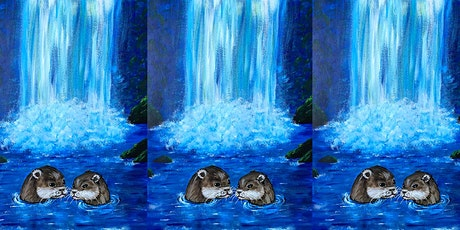 Easely Does It -Playful Otters- with Maria +14 day recording tickets