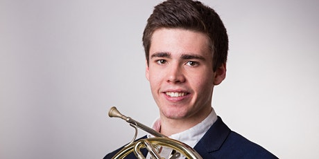 Free lunchtime concert: Alexei Watkins (horn) and Harry Rylance (piano) tickets