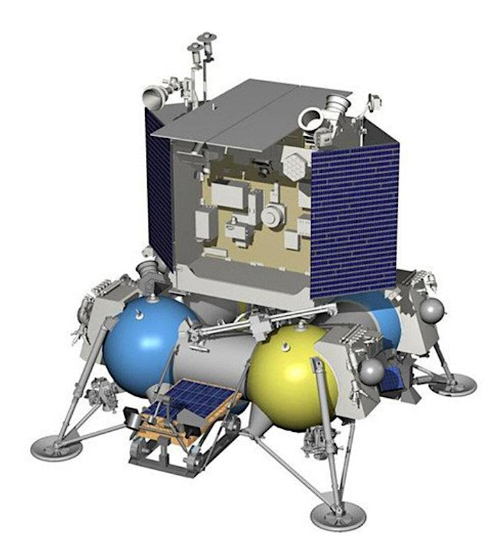 Mining the Moon by Dr Hannah Sargeant from the Open University image