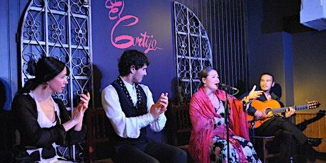 Flamenco  + Copa/Drink entradas