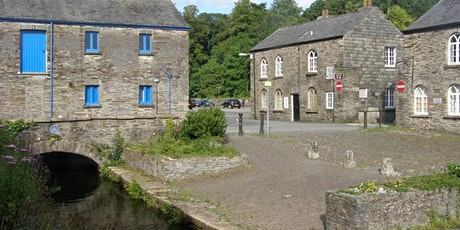 Tavistock's History and Archaeology: 4. Copper, canal and the Cornish. tickets