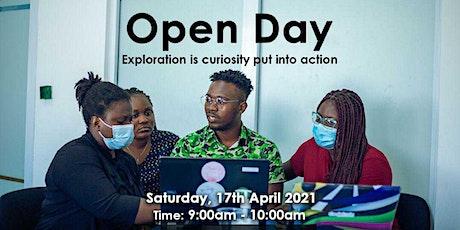 Open Day @ Codetrain tickets