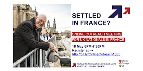 British Embassy - Online Outreach Meeting - 18 May 2021 tickets