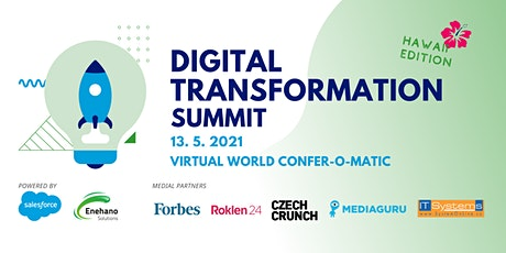 Digital Transformation Summit ENG tickets