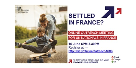 British Embassy - Online Outreach Meeting - 16 June 2021 tickets