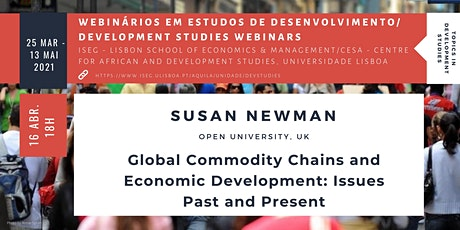 Global Commodity Chains and Economic Development: Issues Past and Present tickets