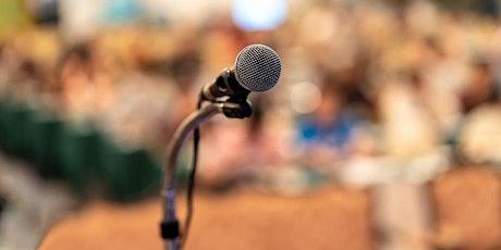 Cuidando la palabra: habla en público y disfruta con ello entradas