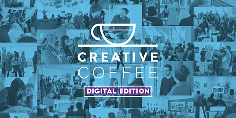 Creative Coffee Leicester - Digital Edition - 28th April 2021 tickets