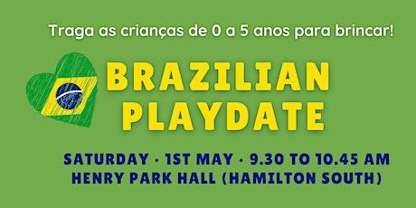 Brazilian Playgroup ( kids from 0 to 5 yo) tickets