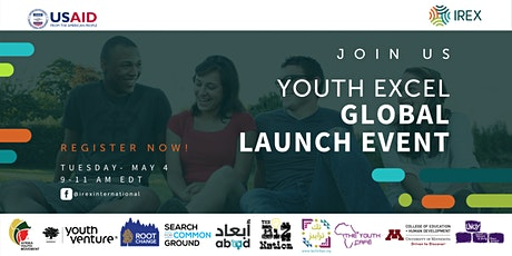 Youth Excel Global Launch Event tickets