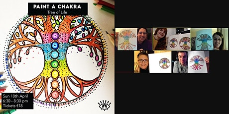 Paint A Chakra Tree Of Life | Art & Spiritual Learning Class tickets