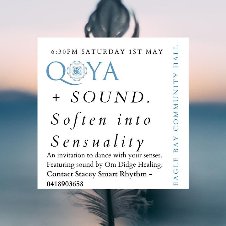 QOYA Movement + Sound. 'Soften into Sensuality' image