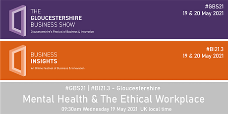Mental Health & The Ethical Workplace tickets