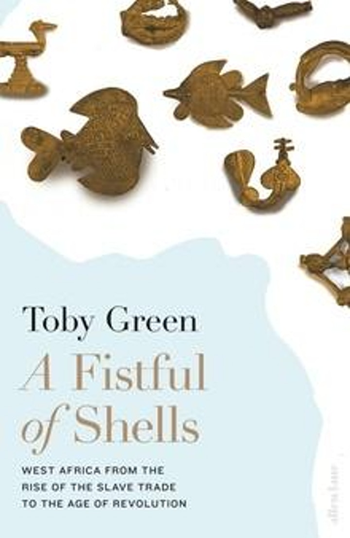EBF and ACBWG with Toby Green - A Fistful of Shells image