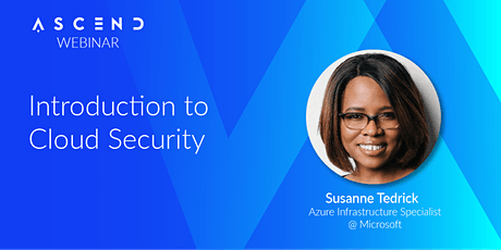 Introduction to Cloud Security - (Live Webinar) tickets