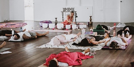 Yoga and Sound Healing Cacao Ceremony tickets