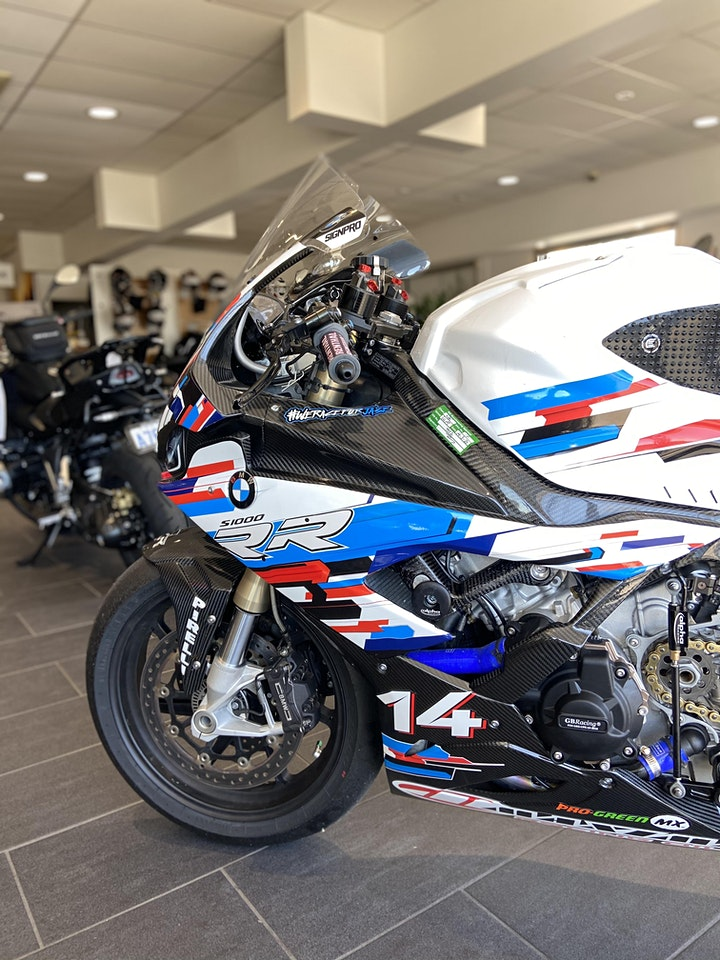 Canberra BMW Motorrad  Ride and Attendance at Australian Superbikes image