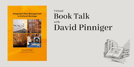 Book Talk with David Pinniger tickets