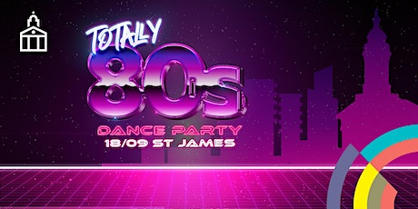 Totally 80s Dance Party tickets