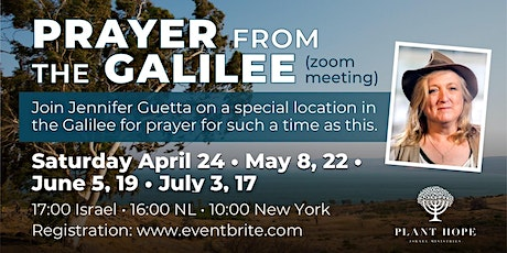 Prayer from the Galilee tickets